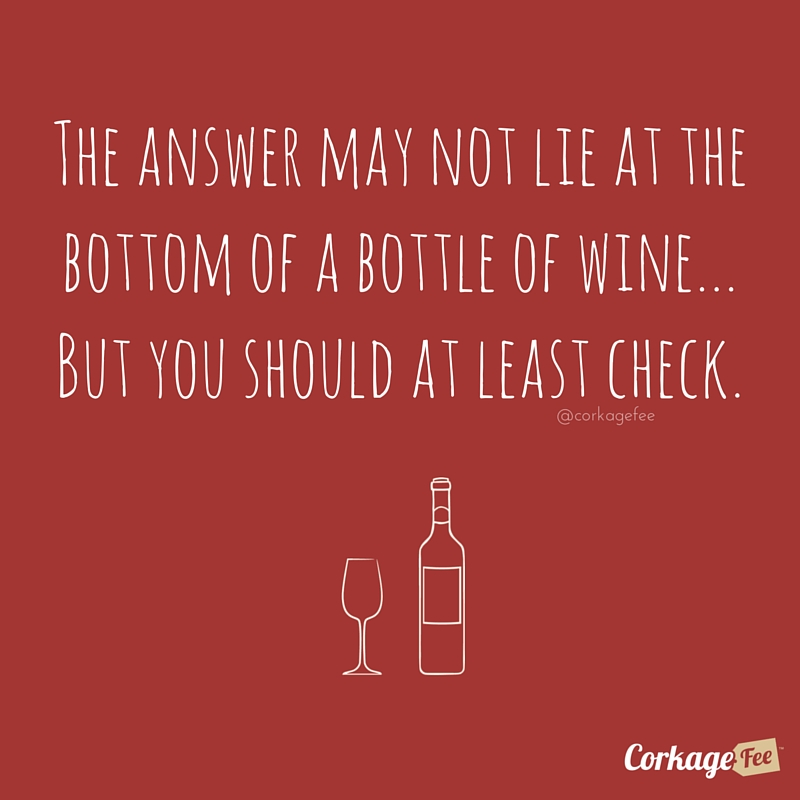 Wino problems