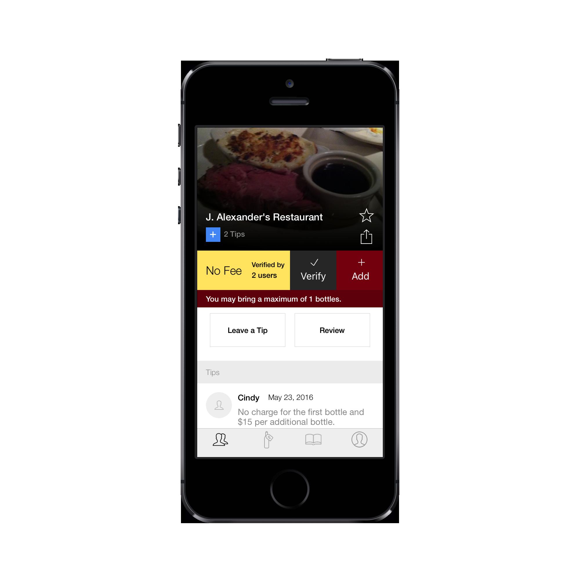 J. Alexander's Restaurant - Overland Park, KS corkage fee